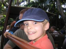 Seth on the Jungle Cruise